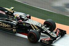 Formel 1 - Lotus Vorschau: US GP