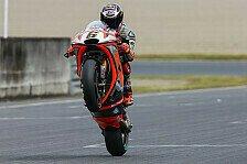 MotoGP - Bradl auf der Suche nach dem letzten Tick