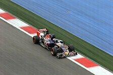 Formel 1 - Verstappen holt einen Punkt, Sainz fällt aus