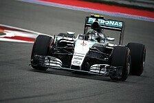 Formel 1 - Favoritencheck: Startet Rosberg diesmal besser?