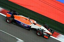 Formel 1 - Saisonziel erreicht? Team-Analyse: Manor Marussia