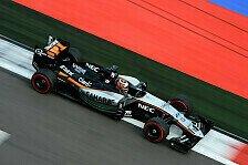 Formel 1 - Force India wartet mit Windkanal-Modernisierung