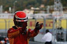 GP2 - Rossi gewinnt furioses Abbruch-Rennen