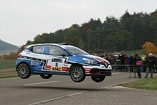 ADAC Rallye Masters - Baden-Württemberg: Gaßner schnappt sich 3. Titel