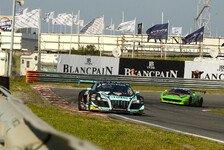 Blancpain GT Series - SRO vermeldet 31 Vollzeit-Starter für 2016