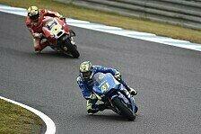 MotoGP - Phillip Island: Paradestrecke für Suzuki?