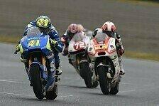 MotoGP - Rabenschwarzer Tag für Suzuki