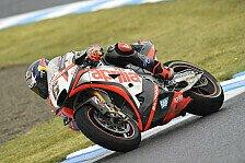 MotoGP - Probleme mit Traktionskontrolle bremsen Bradl