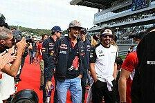 Formel 1 - Sainz rechnet mit besserer Alonso-Saison