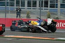 Formel 1 - Nico Hülkenberg: Podiums-Öffner für Perez