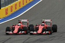 Formel 1 - Vettel: Duell mit Räikkönen sehr genossen