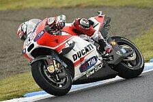 MotoGP - Dovizioso sieht Ducati gut gerüstet für Australien