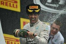 Formel 1 - Bilderserie: Russland GP - Statistiken zum Rennen