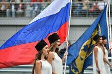 Formel 1 - Bilder: Russland GP - Girls