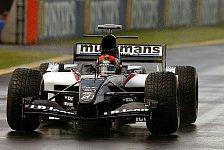 Formel 1 - Minardi: Albers von Getriebeproblem gestoppt