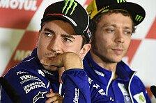 MotoGP - Katastrophen-Tag für Lorenzo