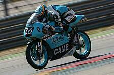 Moto3 - Mir ersetzt Ono