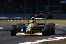 Michael Schumachers erster Benetton wird versteigert
