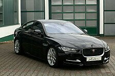 Auto - Arden peppt Jaguar XE auf