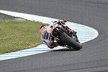 MotoGP - Marquez fährt auch in FP4 alles in Grund und Boden