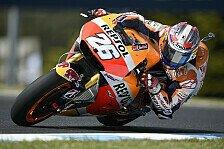 MotoGP - Pedrosa verblüfft über Rekordrunde