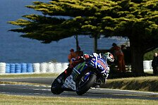 MotoGP - Lorenzo: Angst vor Start, Ärger über Iannone