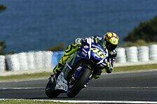 MotoGP - Reifen sind Rossis letzte Hoffnung