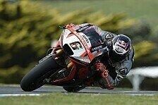 MotoGP - Bradl hängt auf Phillip Island weit zurück