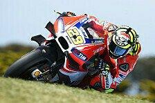 MotoGP - Iannone trickst Lorenzo aus