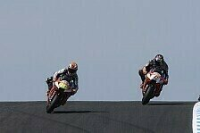 MotoGP - Aprilia will in Sepang Fortschritt bestätigen