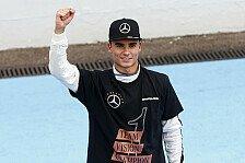 DTM - Wehrlein ist jüngster DTM-Champion aller Zeiten