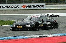 DTM - Zanardi fährt Spengler im Renntaxi