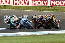 Moto3 - Oliveira hält Titelrennen bis zum Finale offen