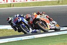 MotoGP - Vierkampf: Marquez gewinnt irre Rennschlacht
