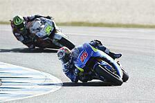 MotoGP - Grandioser Vinales fährt auf Platz 6