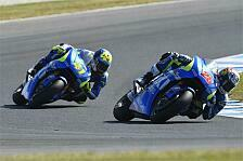 MotoGP - Suzuki trotz PS-Manko so stark wie in Australien?