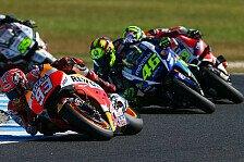 MotoGP - Rossi legt nach: Marc hat mit uns gespielt