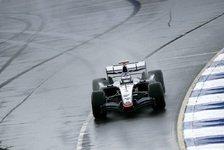 Formel 1 - McLaren: Dennis trauert Podestplatz nach