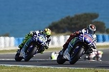 MotoGP - So wird Rossi in Sepang Weltmeister