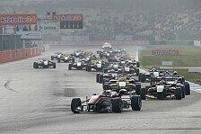 Formel 3 EM - Kalender 2016: Nur noch 10 Rennen