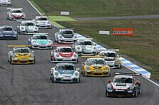 Porsche Carrera Cup mit vielen Neuerungen