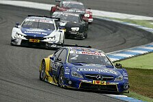 DTM - Paffett vs. Martin: Racing erster Fairness-Klasse