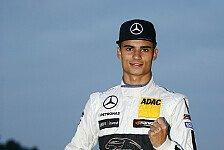 Formel 1 - Pascal Wehrlein: Manor-Vertrag vor dem Abschluss