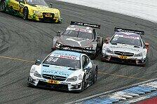 DTM - Mercedes würfelt Teams durcheinander