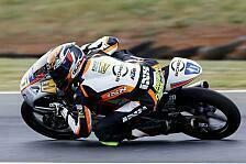 Moto3 - Öttl erkämpft in Sepang WM-Punkt