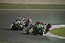 Superbike - Kawasaki in Jerez wie von einem anderen Stern