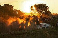 WRC - VW nach nicht repräsentativem Shakedown zufrieden