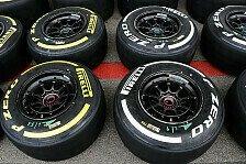 Formel 1 - Mexiko: Pirelli mit konservativer Reifenwahl