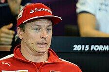 Formel 1 - Räikkönen vs. Bottas 2.0: Keine Reue nach Crash