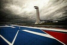 Wetterprognose US GP: Diesmal keine Regenschlacht in Austin